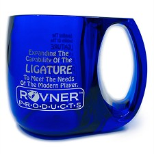 Rovner® Products Translucent Blue Mug