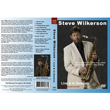 Live & In Session (DVD by Steve Wilkerson)